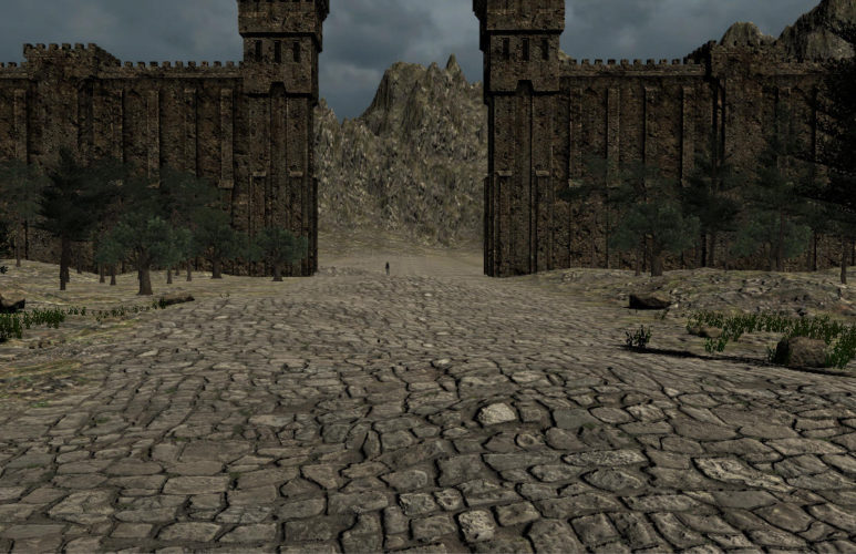 Ancient Walls - Exile Saga - Meraki Games